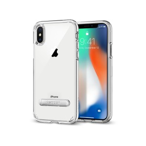 Spigen Ultra Hybrid S - iPhone X