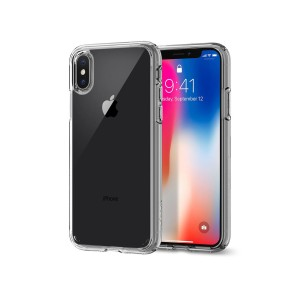 Spigen Ultra Hybrid - iPhone X