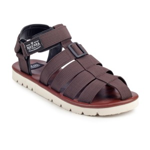 Sandal Navara Woodley Brown