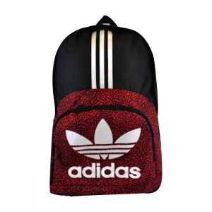 Tas Ransel Adidas Softback Hitam Fibre