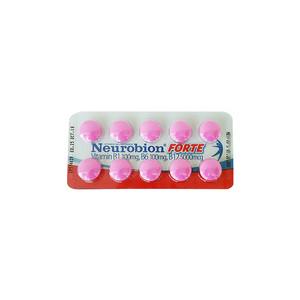Neurobion Forte 5000 Strip