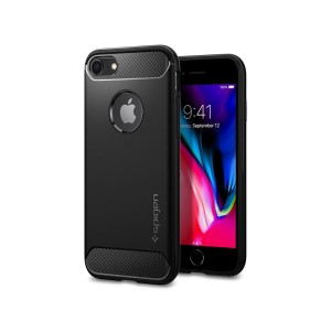 Spigen Rugged Armor - iPhone 8