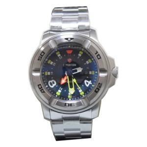 Jam Tangan Expedition E6711 Mc Silver Black