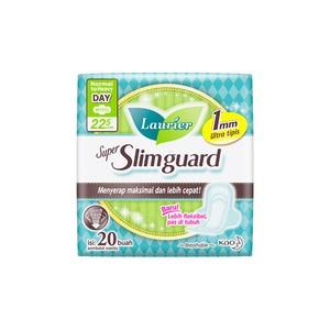 Laurier Super Slim Guard - 22.5cm