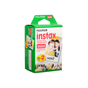 Fujifilm Instax Mini Instant Film (Twin Pack)
