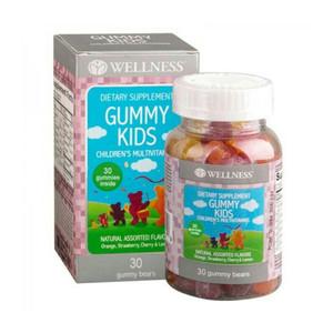 Wellness Gummy Kids 30'S
