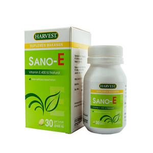 Harvest Sano-E Vitamin E 400 IU