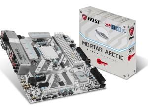 MSI B250M Mortar Arctic