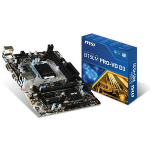 MSI B150M-Pro VD D3