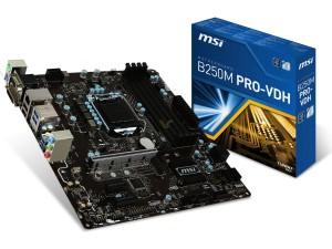 MSI B250M-Pro VDH