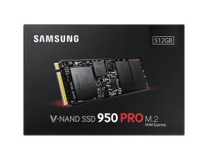 Samsung SSD 950 PRO M.2 512GB