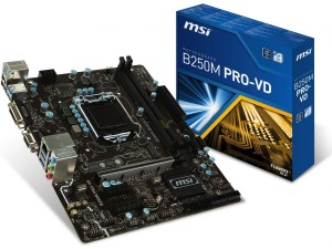 MSI B250M-Pro VD