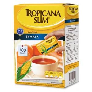 Tropicana Slim DIABTX 100 sachets