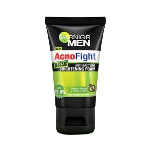 Garnier Men Acno Fight Wasabi Foam - 100 mL