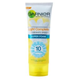 Garnier Light Complete Super Foam 100ml