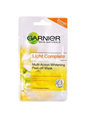Garnier Light Complete Peel-off Mask