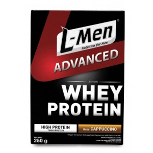 L-Men Hi Protein Whey Advanced Cappuccino 250gr