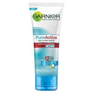 Garnier Pure Active Acne & Oil Clearing Scrub - 100 mL