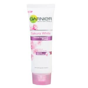 Garnier Sakura White Cleanser Facial Foam - 100 mL
