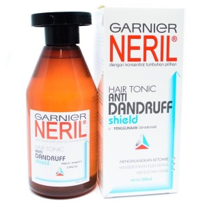 Garnier Neril Hair Tonic Anti Dandruff - 200 mL