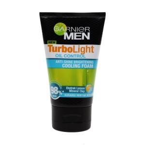 Garnier Men Turbolight Oil Control Foam - 50 mL