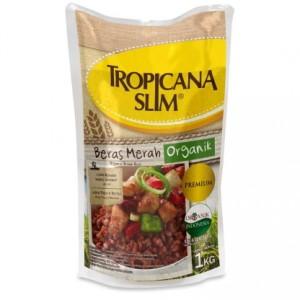 Tropicana Slim Beras Merah Organik