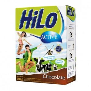 HiLo Active Chocolate 750 Gram