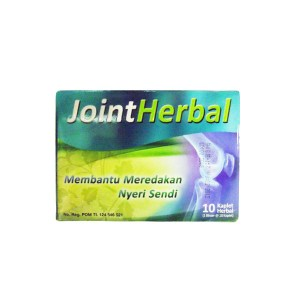 Joint Herbal Box 10 Tabs
