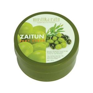 Mustika Ratu Zaitun Body Scrub - 200 Gr