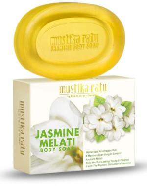 Mustika Ratu Jasmine Body Soap - 85 Gr