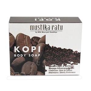 Mustika Ratu Coffee Body Soap - 85 Gr