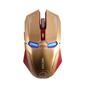 Mouse Weyes Iron Man