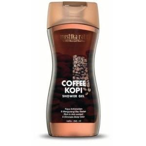 Mustika Ratu Shower Gel Coffee Kopi - 245 mL