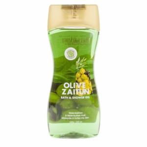 Mustika Ratu Bath & Shower Gel Olive Zaitun - 245 mL