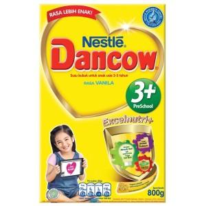 Dancow 3+ Vanila 800gr