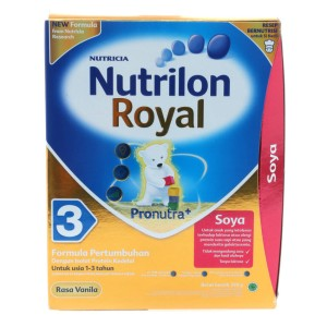 Nutrilon Royal 3 Soya 350gr