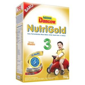 Dancow Nutrigold 3 Madu 700gr