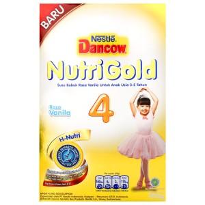 Dancow Nutrigold 4 Vanila 700gr