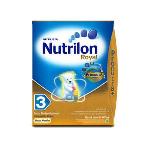 Nutrilon Royal 3 Vanilla 400gr