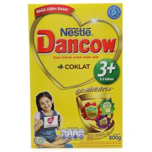Dancow 3+ Coklat 800gr
