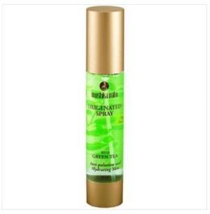 Mustika Ratu Oxigenated Spray Green Tea - 50 mL