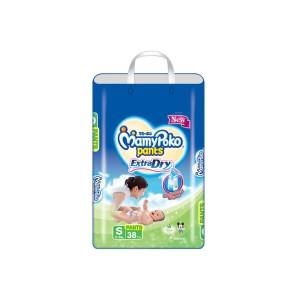MamyPoko Popok Celana Extra Dry S Isi 38