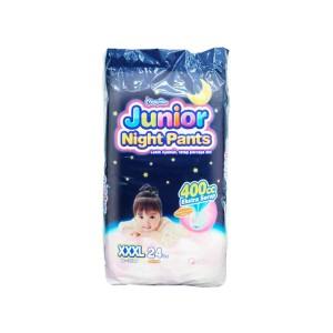 Mamypoko Junior Night Popok Celana XXXL 24 Girls