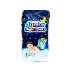 Mamypoko Junior Night Popok Celana XXXL 24 Boys