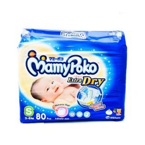 MamyPoko Popok Perekat Extra Dry S 80