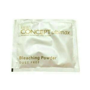 Makarizo Bleaching Powder Concept Ultimax - 15 Gram
