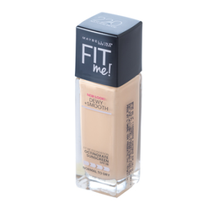 Maybelline Fit Me Dewy + Smooth - 220 Natural Beige - 30 mL