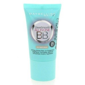 Maybelline Clear Smooth All In One BB Natural - 18 mL