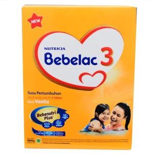 Bebelac 3 Vanilla 400gr