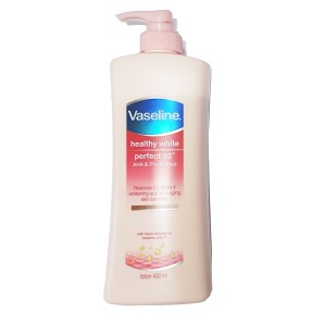 Vaseline Body Lotion Healthy White Perfect 10 - 400 mL